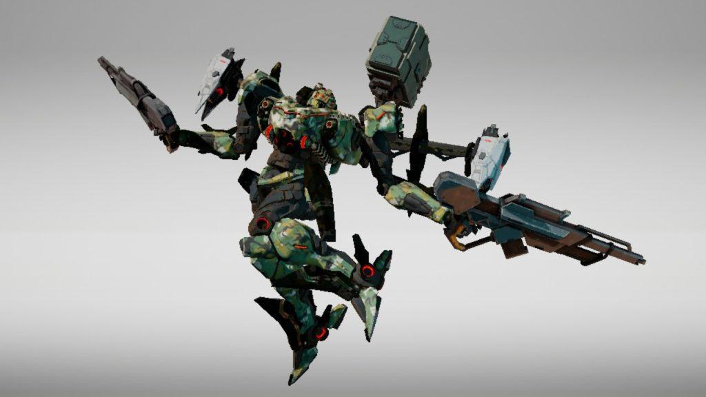 Обзор: Daemon X Machina - Цельнометаллические противоречия 7