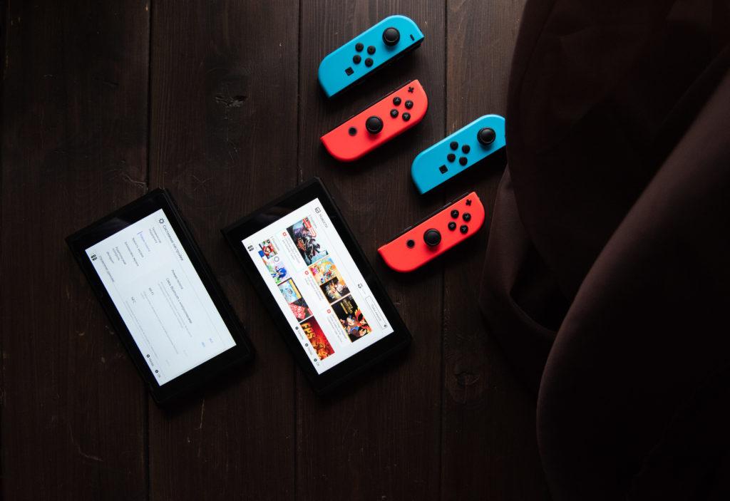 Обзор новой ревизии Nintendo Switch - автономность превыше всего 9
