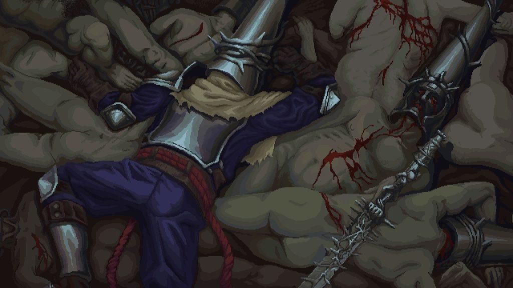 Обзор: Blasphemous - Время покаяния 4