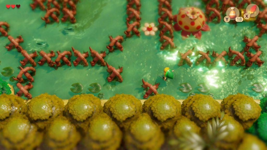 Обзор: The Legend of Zelda: Link's Awakening – Lego Duplo для взрослых 17