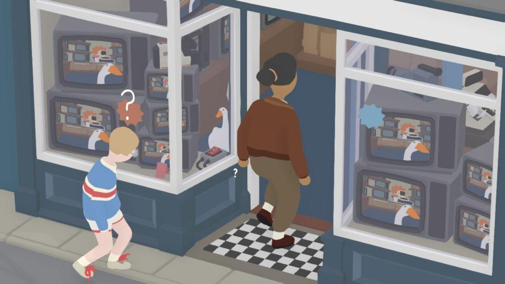 Обзор: Untitled Goose Game - Домашний питомец Снейка 5