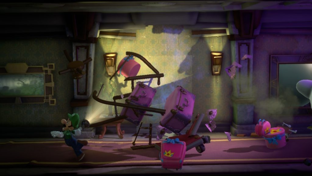 Обзор: Luigi's Mansion 3 - Отель с сотней дверей 16