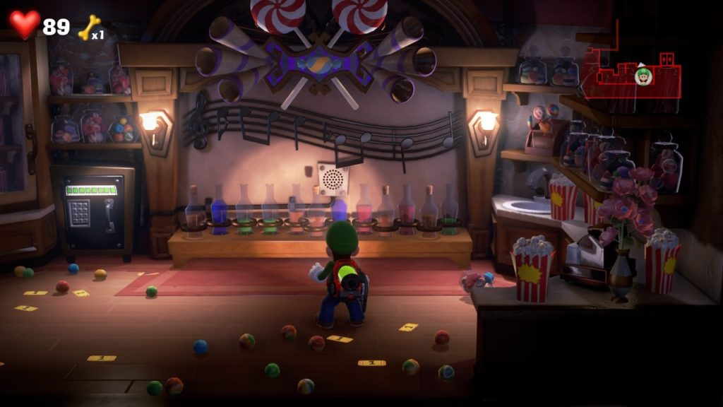 Обзор: Luigi's Mansion 3 - Отель с сотней дверей 43