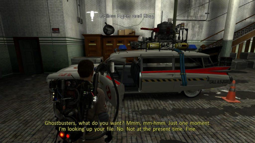 Обзор: Ghostbusters: The Video Game Remastered – Ностальгия под слоем слизи 2
