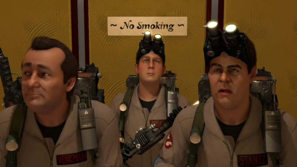 Обзор: Ghostbusters: The Video Game Remastered – Ностальгия под слоем слизи 1