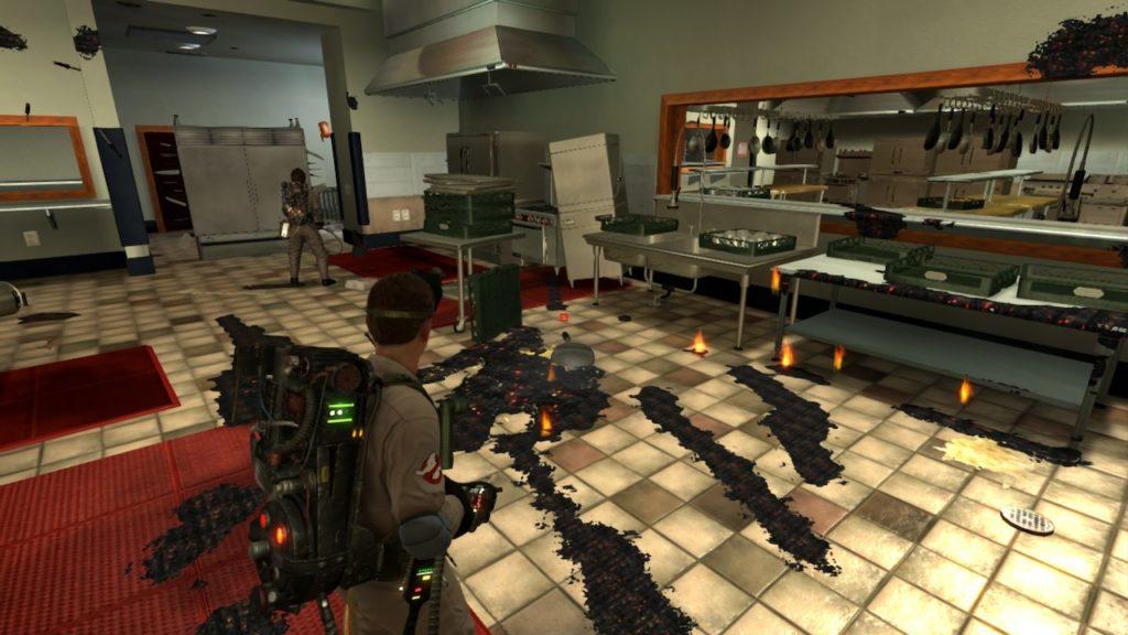 Обзор: Ghostbusters: The Video Game Remastered – Ностальгия под слоем слизи 5