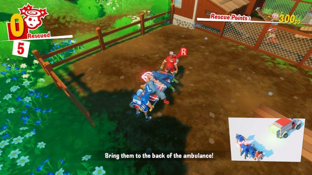 Обзор: The Stretchers - Красный и синий спешат на помощь 4