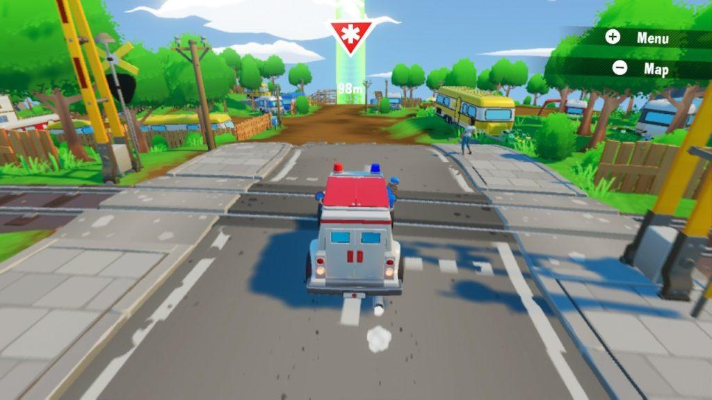 Обзор: The Stretchers - Красный и синий спешат на помощь 3