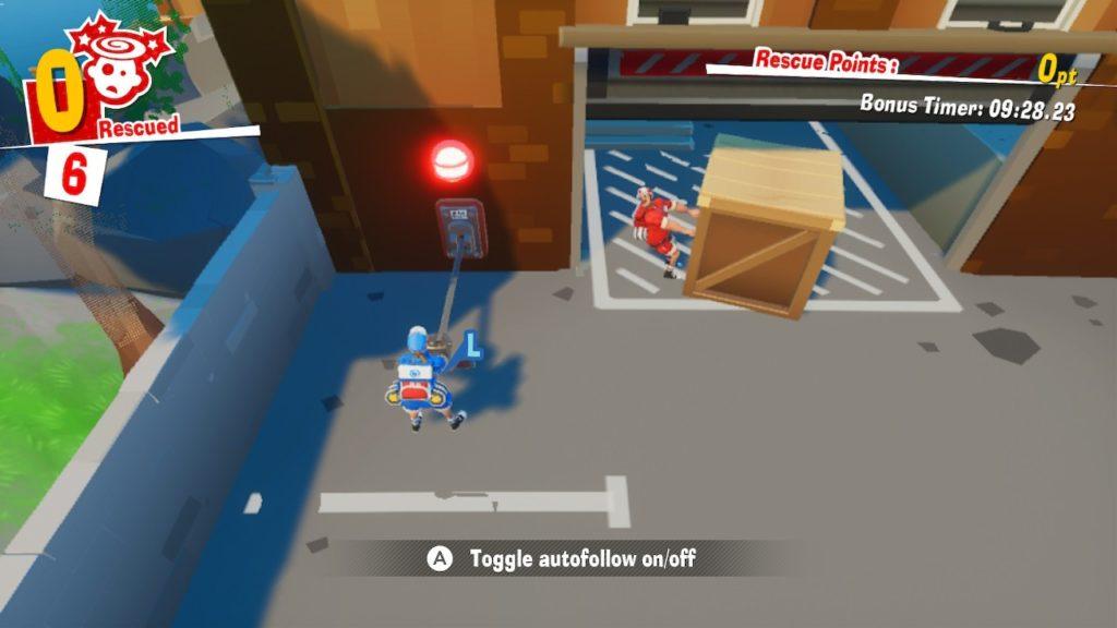 Обзор: The Stretchers - Красный и синий спешат на помощь 7