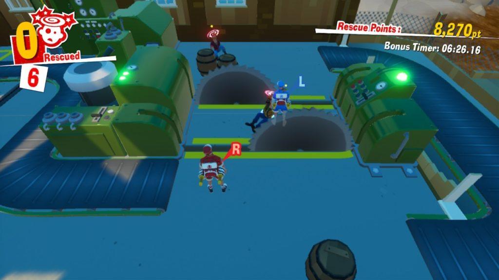 Обзор: The Stretchers - Красный и синий спешат на помощь 8