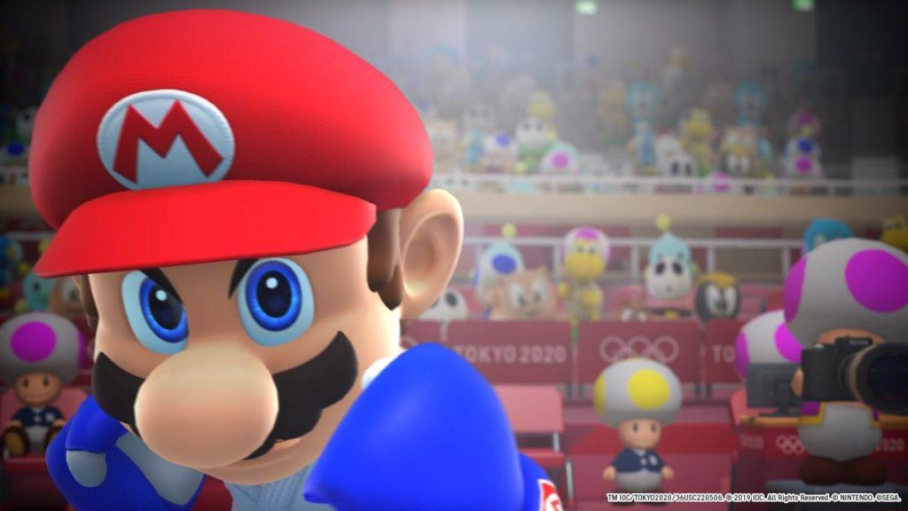 Обзор: Марио и Соник на Олимпийских играх 2020 в Токио – Фитнес для ленивых 1