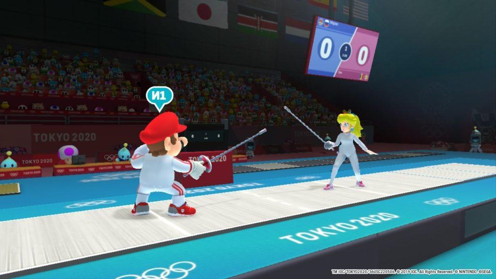 Обзор: Марио и Соник на Олимпийских играх 2020 в Токио – Фитнес для ленивых 9