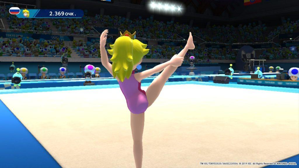 Обзор: Марио и Соник на Олимпийских играх 2020 в Токио – Фитнес для ленивых 7