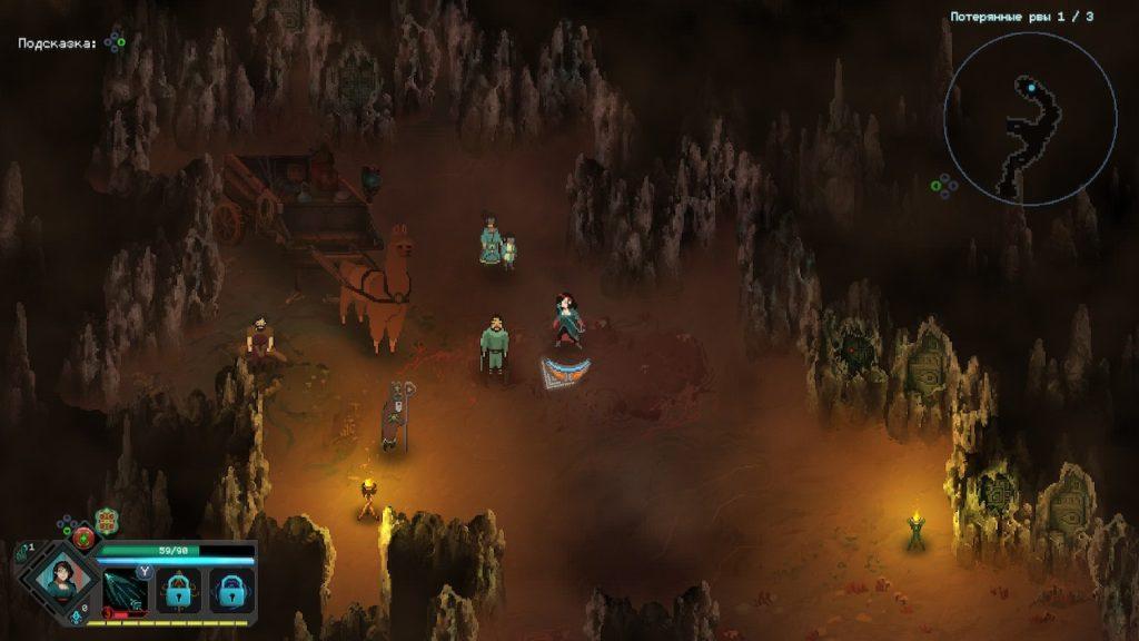 Обзор: Children of Morta - Один за всех, и все за одного 15