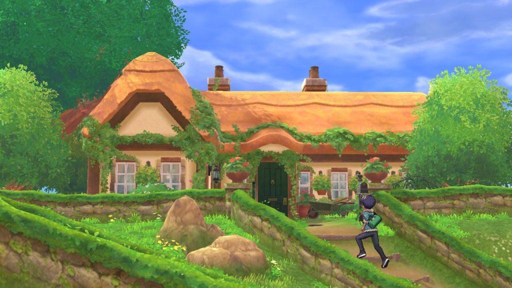 Обзор: Pokémon Sword & Shield - Галопом по Галару 1