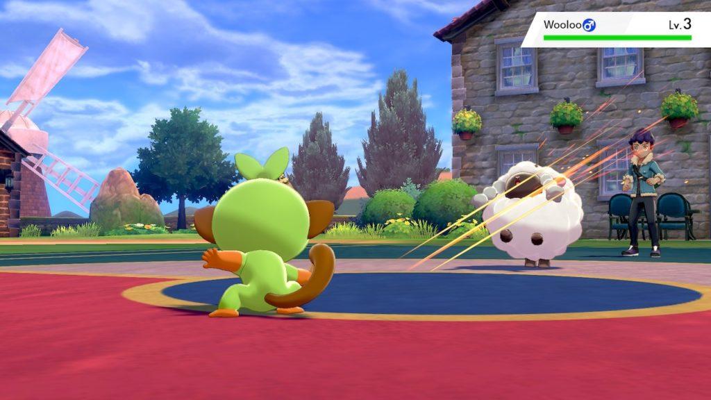 Обзор: Pokémon Sword & Shield - Галопом по Галару 14