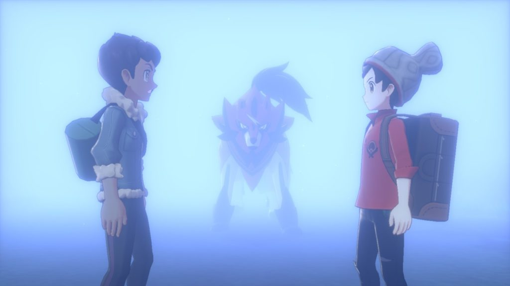 Обзор: Pokémon Sword & Shield - Галопом по Галару 36