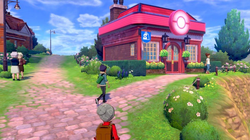 Обзор: Pokémon Sword & Shield - Галопом по Галару 21