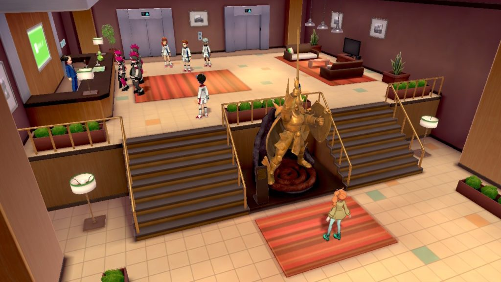 Обзор: Pokémon Sword & Shield - Галопом по Галару 43