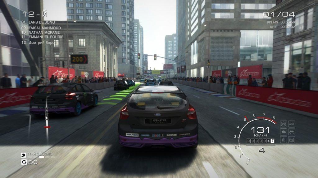 Обзор: GRID: Autosport – Он вам не Need for Speed 7