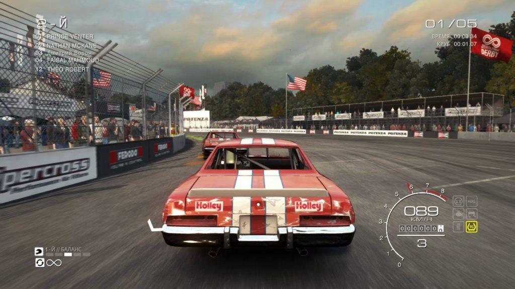 Обзор: GRID: Autosport – Он вам не Need for Speed 9