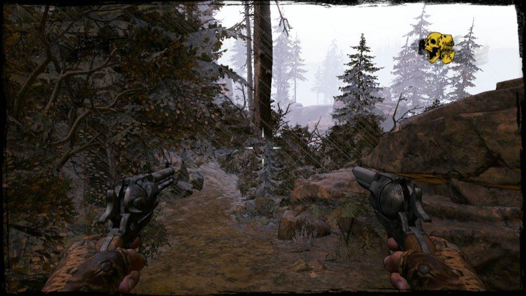 Обзор: Call of Juarez: Gunslinger – Хороший, плохой, мертвый 5