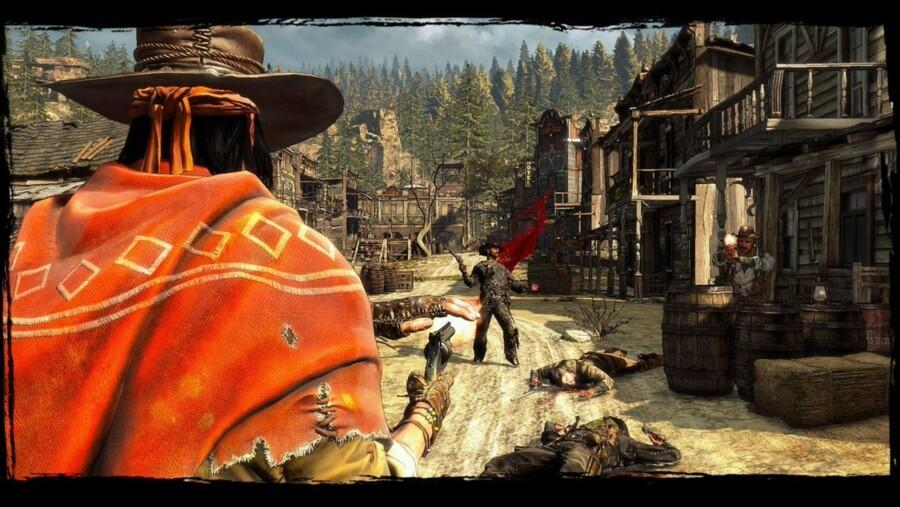Обзор: Call of Juarez: Gunslinger – Хороший, плохой, мертвый 13