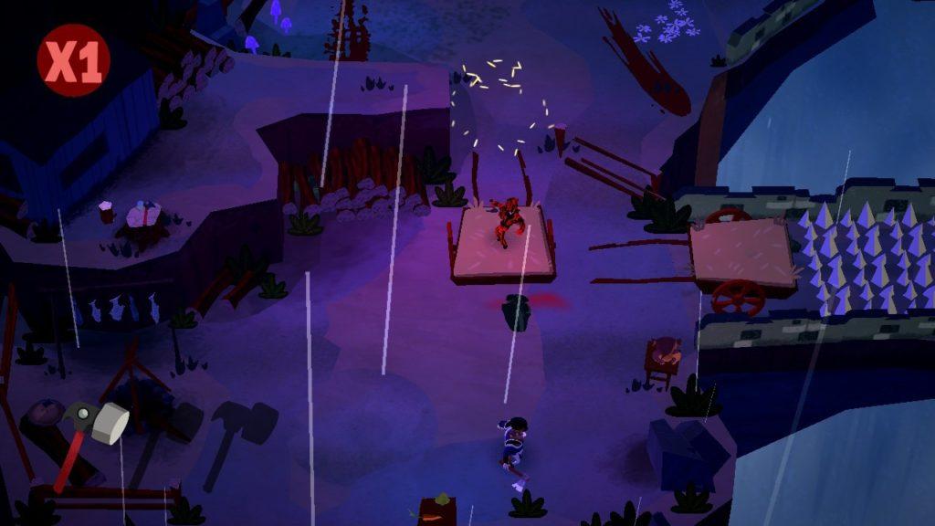 Обзор: Bloodroots - Ультранасилие «Выжившего» 5