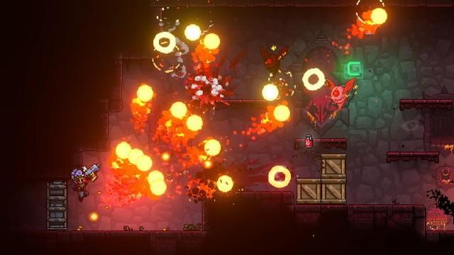 Стильный roguelike платформер Neon Abyss получил дату релиза 4