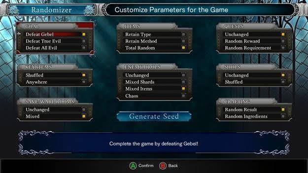 Обновление для Bloodstained: Ritual of the Night с Zangetsu и режимом Randomizer выйдет в конце мая или начале июня 1