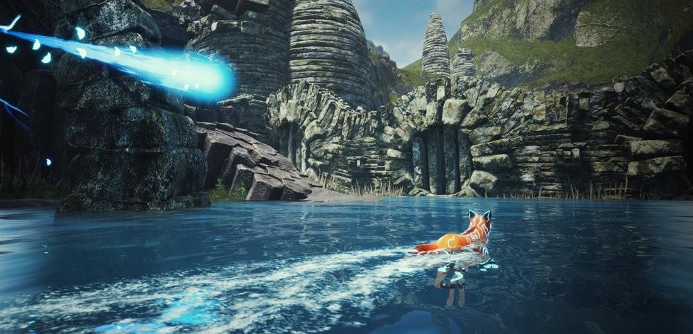Загадочное приключение Spirit of the North - 7 мая выйдет на Nintendo Switch 1