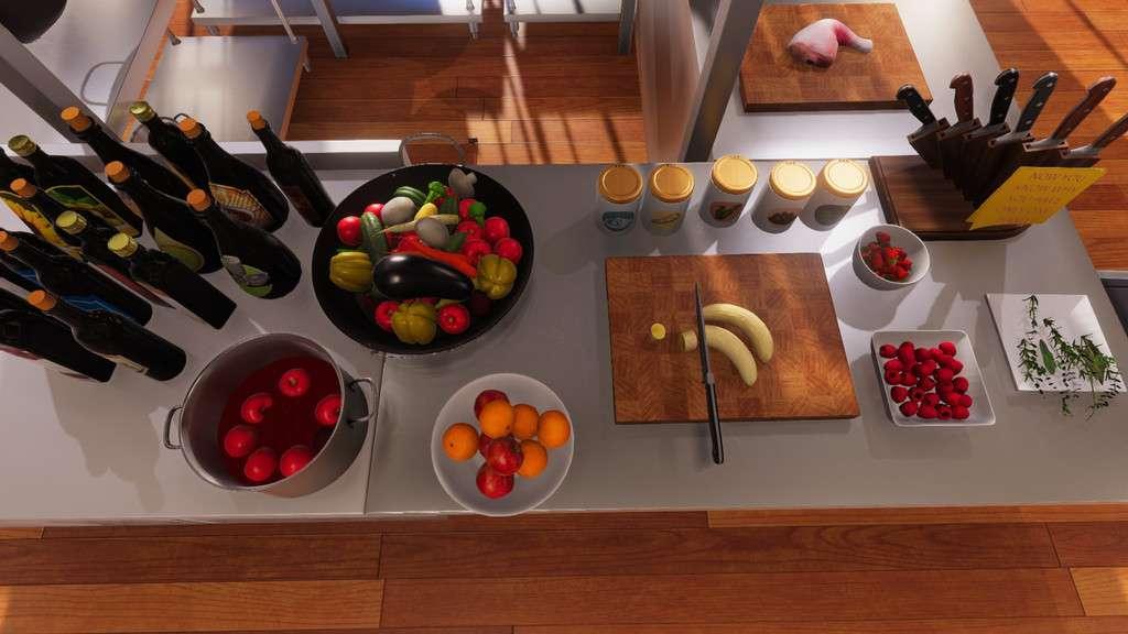 Medium Rare, пожалуйста - симулятор готовки Cooking Simulator анонсирован для Nintendo Switch 1