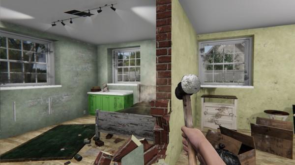 Хочешь заняться восстановлением ветхого жилья, тогда тебе в House Flipper на Nintendo Switch 4