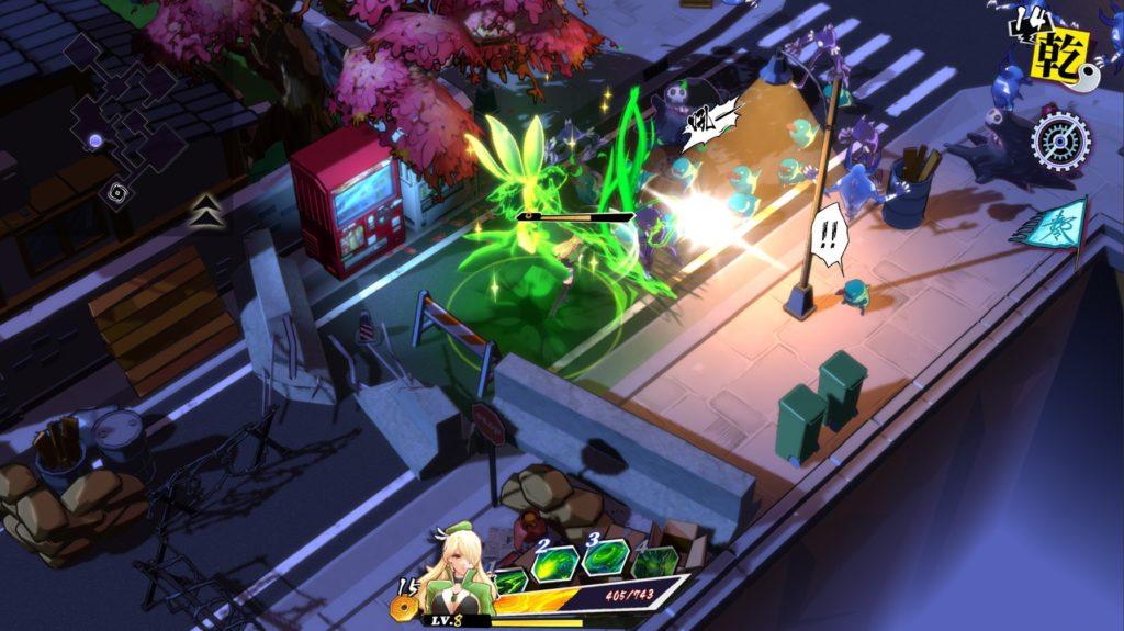 Восточный рогалик Zengeon - анонсирован для Nintendo Switch 1
