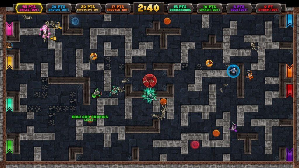 Knight Squad - одноконопочная игра для вечеринок готовится к релизу на Switch 1