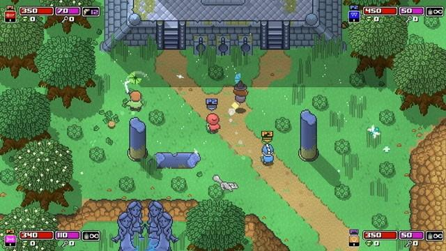 Ни дня без рогаликов - анонс Rogue Heroes: Ruins of Tasos для Nintendo Switch 1