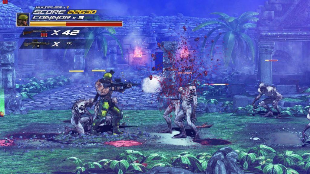 Beat' em up - The Takeover в июне выйдет на Nintendo Switch 1