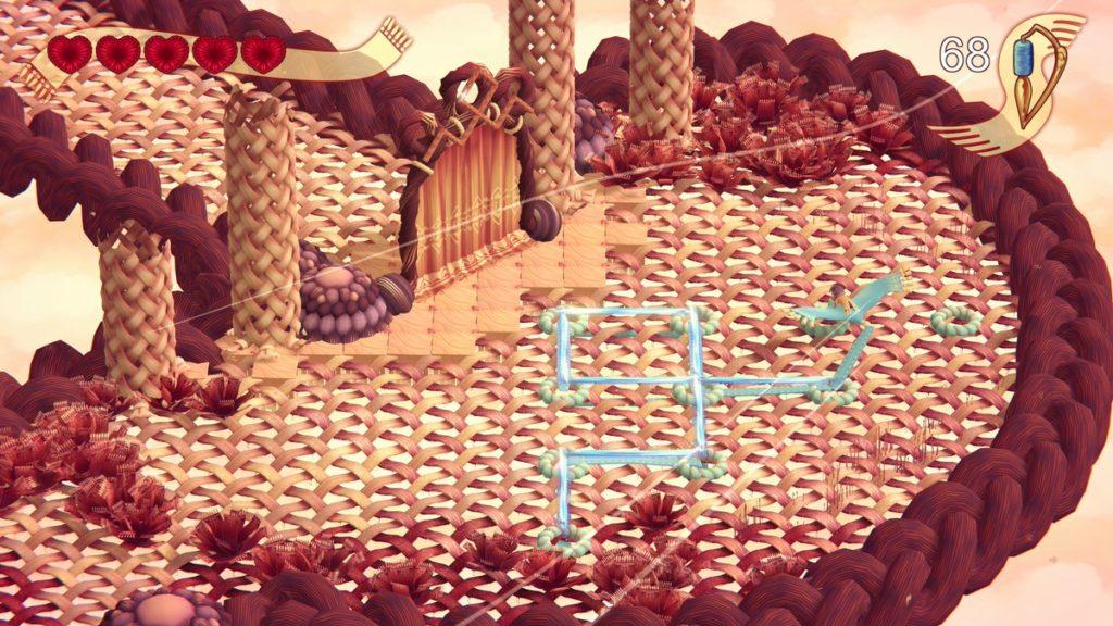 """Weaving Tides - вдохновленное серией """"The Legend of Zelda"""" приключение анонсировано для Nintendo Switch 2"""