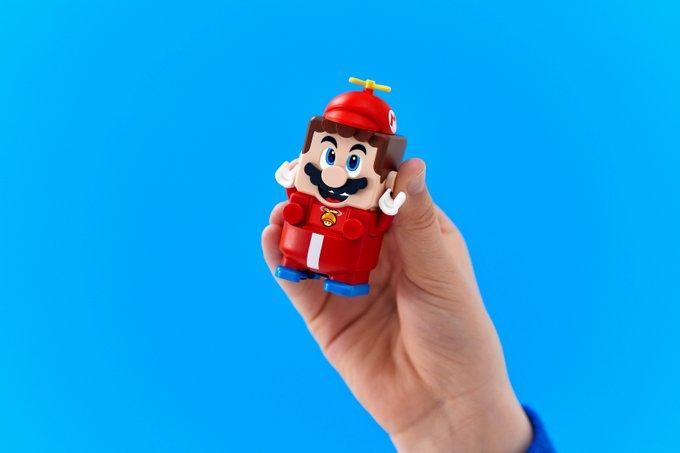 LEGO анонсировала дополнительный набор Power-Up Packs для LEGO Super Mario 2