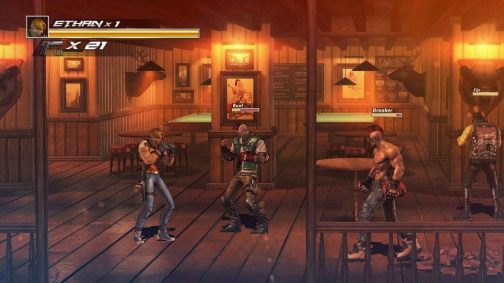 Beat' em up - The Takeover в июне выйдет на Nintendo Switch 2