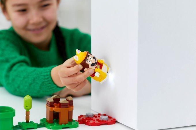 LEGO анонсировала дополнительный набор Power-Up Packs для LEGO Super Mario 3