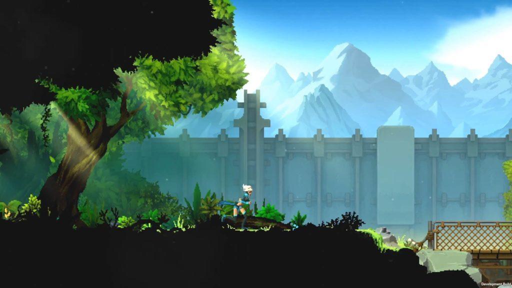 Странный мир, море оружия и женщина в главной роли - анонс экшен-платформера Foregone для Nintendo Switch 3