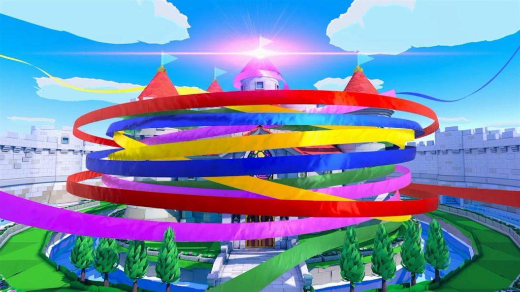 Paper Mario: The Origami King — скриншоты, размер игры и демонстрация боевой системы 4