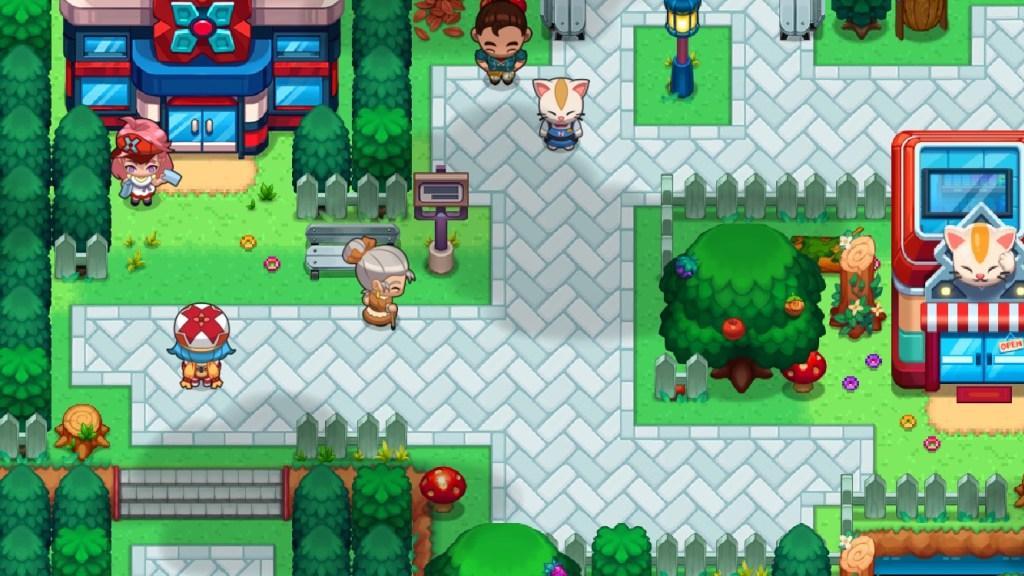 Как Pokemon, только Nexomon - Nexomon: Extinction летом выйдет на Switch 3