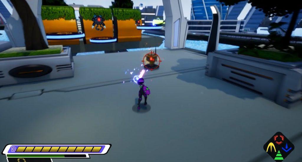 Protodroid: DeLTA — вдохновленный Megaman X платформер находится в разработке для Nintendo Switch 3
