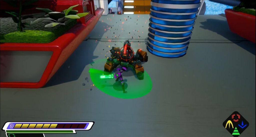 Protodroid: DeLTA — вдохновленный Megaman X платформер находится в разработке для Nintendo Switch 4