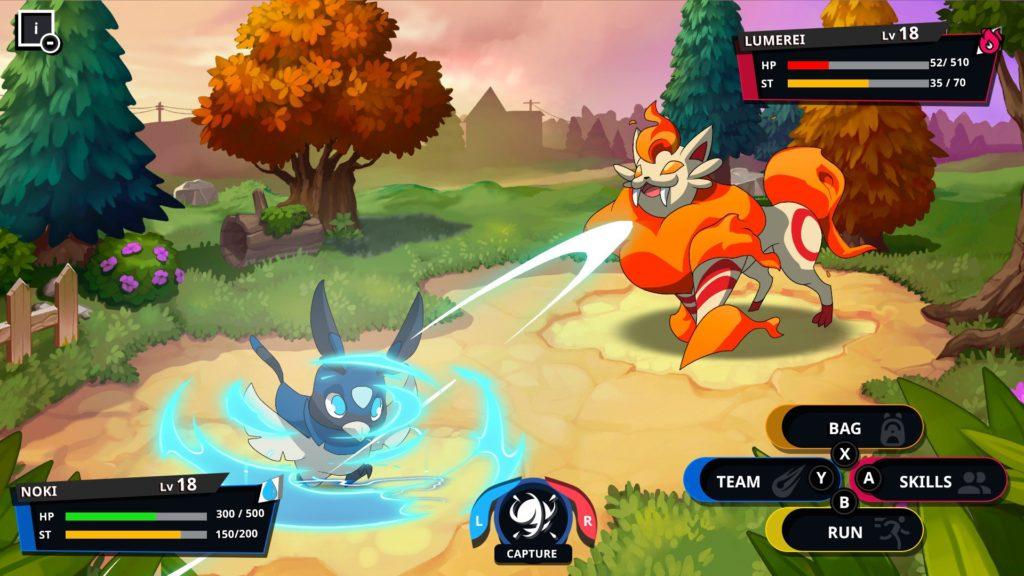 Как Pokemon, только Nexomon - Nexomon: Extinction летом выйдет на Switch 4