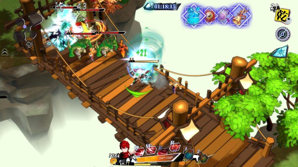 Восточный рогалик Zengeon - анонсирован для Nintendo Switch 3