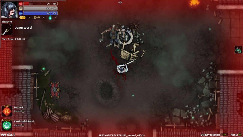 Экшен с элементами рогалика - Devil Slayer: Raksasi анонсирован для Nintendo Switch 2