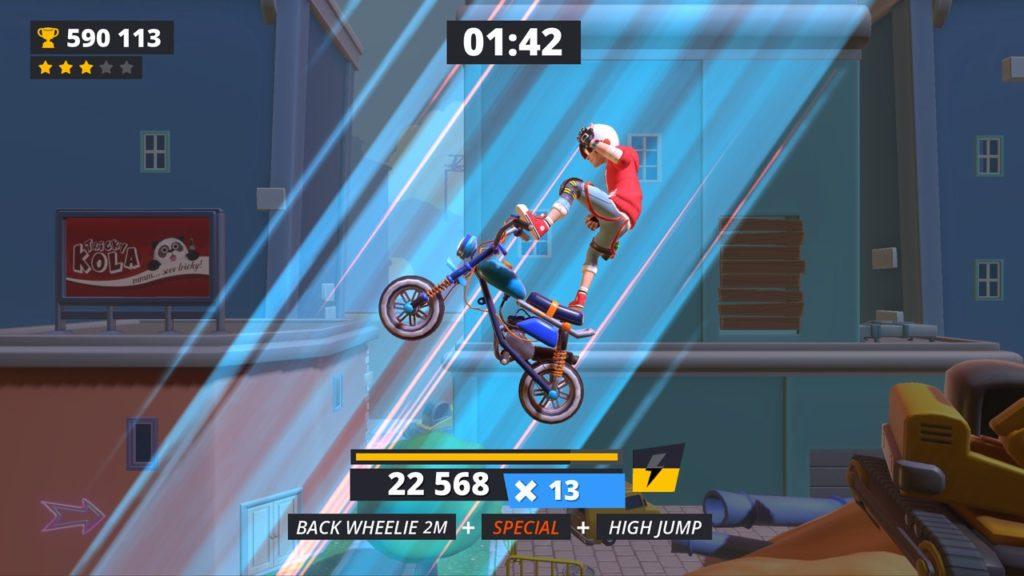 Безумная Urban Trial Tricky ворвётся на Nintendo Switch, в этом месяце 1